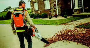 Stihl Strikes With Lightning Battery Systems And More At GIE EXPO 2016