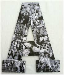 Custom Collage letter Girlfriend by picketfencecrafts