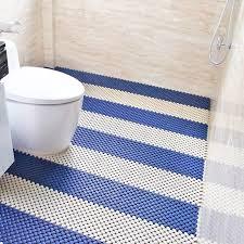 shower floor tiles non slip rubber cabinet hardware room bathroom