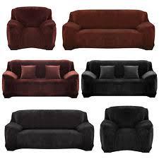 housse canape 3 place housses de canapé fauteuil et salon pour la maison ebay