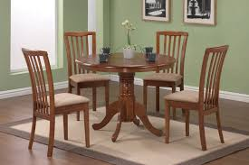 Dining Room Tables Under 1000 by Amazon Com 5 Piece Dining Set In Oak Coaster Table U0026 Chair Sets