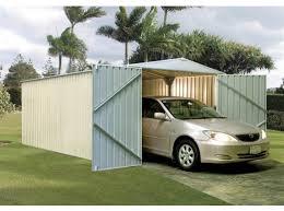 10x20 Metal Storage Shed by Absco Highlander 10x20 Storage Building Cc3060hk On Sale