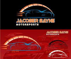 100 Powerhaus Professional Bold Car Racing Logo Design For Jacober Bayne