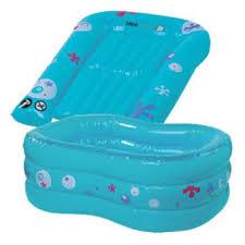 baignoire ondes positives bébé confort kit baignoire et matelas à