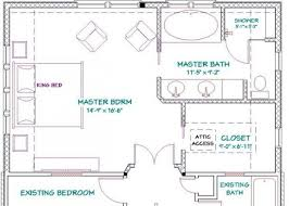 master bedroom closet dimensions Archives