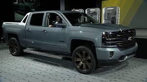 100 Chevy Truck Performance Chevrolet At SEMA 2016 Silverado 1500 High Desert Concept Live Stream