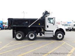 2017 Used Freightliner M2-106 Tandem Dump Truck At Valley ... Western Star Triaxle Dump Truck Cambrian Centrecambrian 2018 Peterbilt 567 Triaxle Missauga On And 2017 Used Freightliner M2106 Tandem At Valley Peterbilt 348 Allison Automatic Reefer Quint Axle Flips Youtube 2019 114sd Rhode Island Center Tri Trucks For Sale Variations Of The Deuce Deuce Truck Site Capacity Pickup Caps Andr Taillefer Ltd