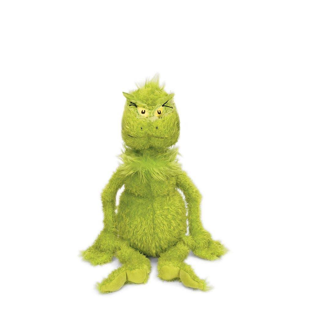 Manhattan Toy Dr. Seuss The Grinch Soft Plush Toy - 12""