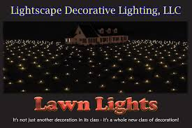 lawn lights outdoor christmas display decoration new youtube