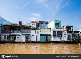 100 The Delta House Mekong S In Vietnam Stock Photo Filedimage