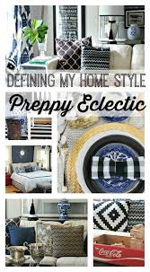My Southern Decor Home Style Preppy Eclectic
