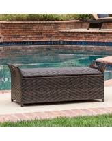 Rubbermaid Patio Storage Bench by New Deals On Outdoor Storage Benches