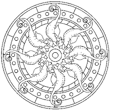 Best Mandala Free Coloring Pages 37 For Colouring With Downloads Online