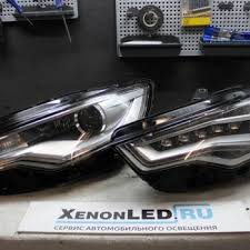 audi a6 c7 led glass replacement xenonled eu