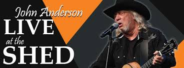 john anderson live at the shed 95 7 duke fm plays the legends of