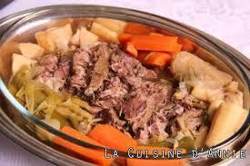 recette pot au feu la cuisine familiale un plat une recette