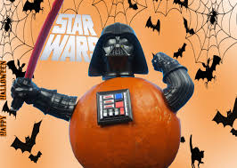 Darth Vader Pumpkin Carving Ideas by Halloween Disney Star Wars Darth Vader Turn To A Disney Star Wars