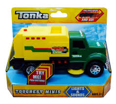 Tonka Toughest Minis Street Sweeper Truck Lights & Sounds | Tonka ... Mighty Ford F750 Tonka Dump Truck Is Ready For Work Or Play Tonka 6 Pack Minis Funrise Toysrus Toughest New Azoncomau Toys Games Large Yellow Steel Dumper Boys Toy Exc Cheap Big Find Deals On Line Fleet Tough Cab Drop Bin Garbage Rotating Cabin Online Australia Classic Vehicle Youtube Tonkas Mobile Tour Pro Motion By Shop