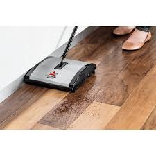 Electric Sweepers For Wood Floors by Bissell Natural Sweep Dual Brush Sweeper 92n0 Walmart Com