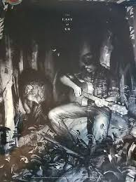 the last of us outbreak day mondo póster connelly 2018