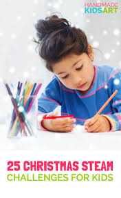 Gumdrop Christmas Tree Challenge by 25 Christmas Steam Challenges For Kids Handmade Kids Art