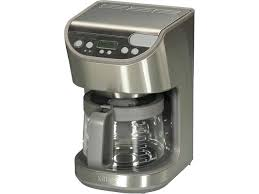 Krups Stainless Steel Coffee Maker Pot Savoy Programmable Thermal