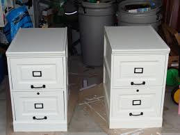 Ikea Hemnes Desk With 2 Drawers by Furniture Exciting Cream File Cabinets Ikea With Two Drawers For
