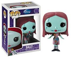 Nightmare Before Christmas Bath Toy Set by Funko Pop Disney The Nightmare Before Christmas Sally Funko Pop