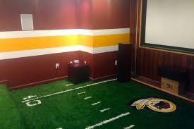 the awesome of football field carpet tedx decors