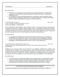 100 How To Construct A Resume Ion Objective Pprentice Electrician Commercial