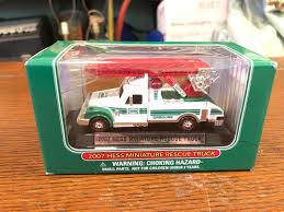 Hess Miniature Rescue Truck 2007 | EBay 2007 Hess Toy Monster Truck And Motorcycles Nib Wbox Issue 749 Amazoncom Hess Sport Utility Vehicle And 2004 2015 Fire Ladder Rescue On Sale Nov 1 Newssysncom Rays Toy Trucks Real Tanker In Action Stock Photos Images Alamy Texaco Trucks Wings Of Mini W 2 New Super Popular 49129 Ebay With Mint Box 1870157824 Toys Values Descriptions Used Peterbilt 379 Tandem Axle Sleeper For Sale In Pa 25469