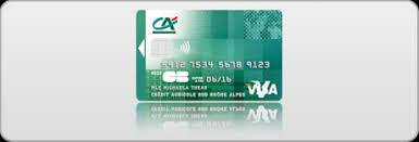 plafond debit carte visa crédit agricole sud rhône alpes carte visa classic