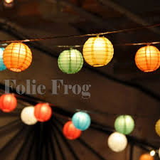 Chinese Lantern Lights Outdoor Decoration Ideas Outdoor Paper