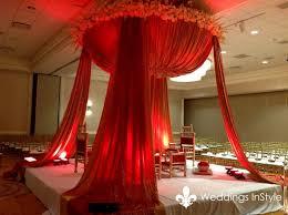 Additional Table Decor Indian Wedding Room Decoration 2134