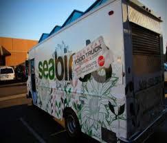 99 Seabirds Food Truck CLOSED Irvine California Restaurant HappyCow