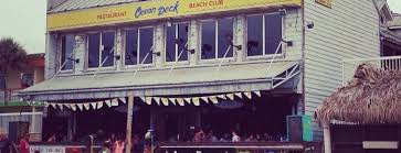 Ocean Deck Restaurant In Daytona Beach Florida by The 15 Best Casual Places In Daytona Beach