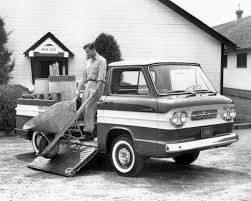 100 Chevy Corvair Truck The The Misunderstood Revolutionary