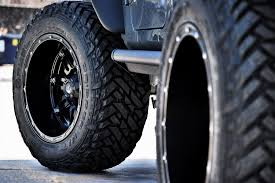 Jeep Knowledge Center - Unbalanced Jeep Tires And The Death Wobble