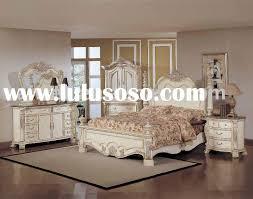 White Glass Bedroom Furniture