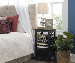 3 chic creative ways to decorate your nightstand my kirklands blog