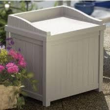 Suncast Garden Shed Taupe by Sheds Storage Suncast Corporation