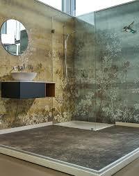 inkiostro bianco wasserdichte tapete für küche bad und