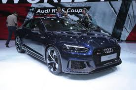 New Audi RS5 Coupé to cost from £62 900