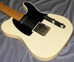 2011 Fender Custom Shop Telecaster 52 Relic Wildwood