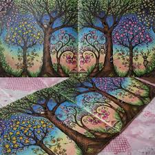 Another Enchanting Image Really Love The Trees In This