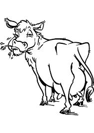 Dessin Enfantin Vache Ecosia