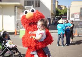 100 Fire Trucks Kids 2018 City Family Fair Elmo Freebies SF
