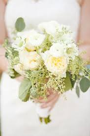Blue and peach beach wedding flowers by Foraged Floral in Portland
