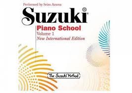 Suzuki Piano School Volumes 1 7 Digital Audio And EBooks Now Available