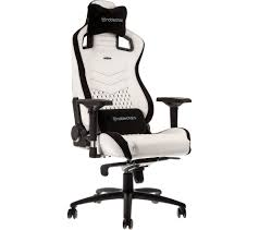NOBLECHAIRS Epic Gaming Chair - White & Black Noblechairs Epic Gaming Chair Black Npubla001 Artidea Gaming Chair Noblechairs Pu Best Gaming Chairs For Csgo In 2019 Approved By Pro Players Introduces Mercedesamg Petronas Licensed Epic Series A Every Pc Gamer Needs Icon Review Your Setup Finally Ascended From A Standard Office Chair To My New Noblechairs Motsport Edition The Most Epic Setup At Ifa Lg Magazine Fortnite 2018 The Best Play Blackwhite